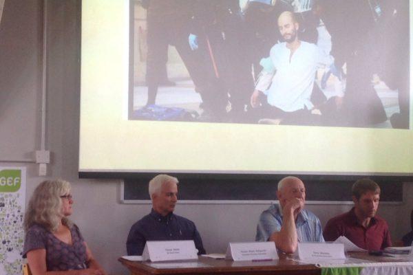 green-foundation-ireland-Matt-Williams-speaking