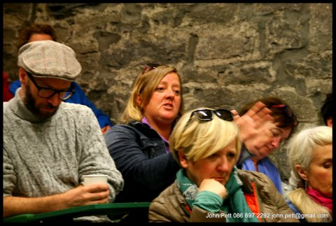 green-foundation-ireland-audience-asking-question