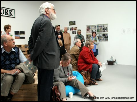 green-foundation-ireland-audience-in-gallery
