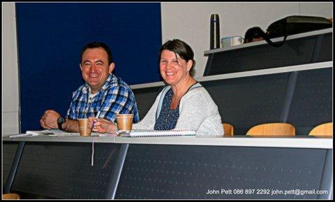 green-foundation-ireland-audience-members-posing