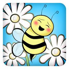 green-foundation-ireland-bee-and-flowers-cartoon