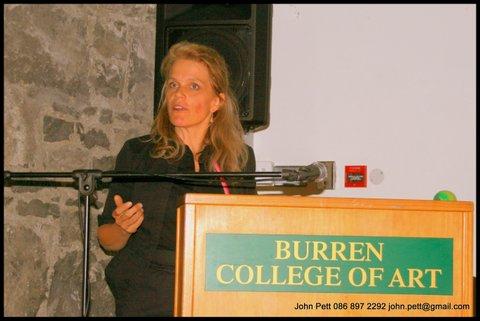 green-foundation-ireland-burren-college-of-art-presentation