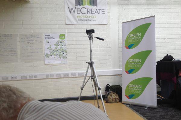 green-foundation-ireland-camera-stand