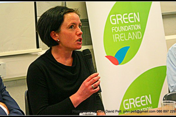 green-foundation-ireland-catherine-answering-questions