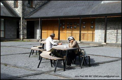 green-foundation-ireland-couple-sitting-on-bench