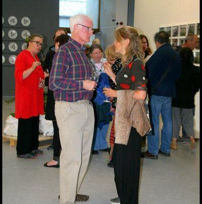 green-foundation-ireland-couple-talking-in-gallery