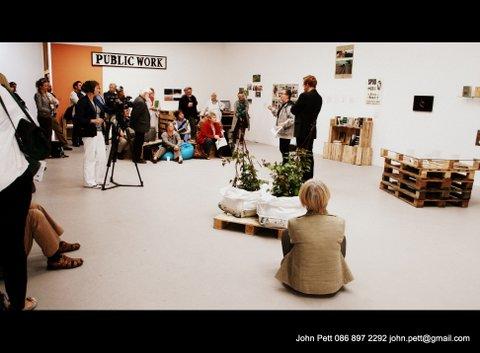 green-foundation-ireland-crowd-presentation