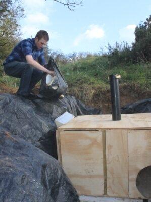green-foundation-ireland-emptying-bag-trench