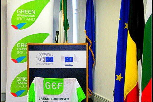 green-foundation-ireland-flags-and-podium