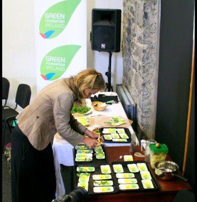 green-foundation-ireland-green-foundation-ireland-food-table