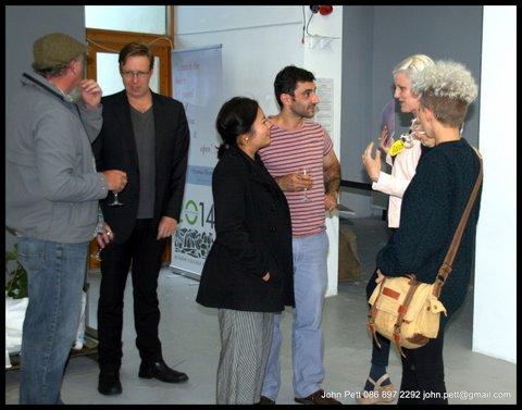 green-foundation-ireland-group-conversation-in-gallery