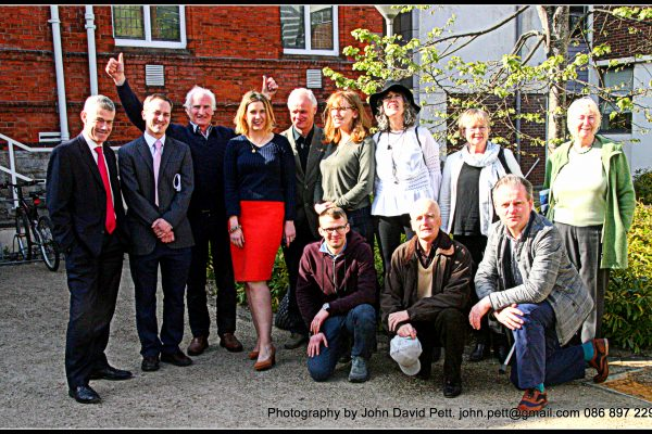 green-foundation-ireland-group-photo