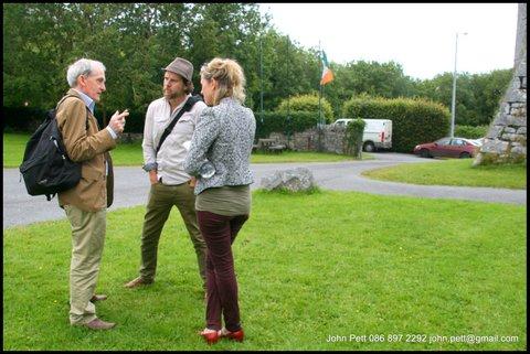 green-foundation-ireland-group-talking