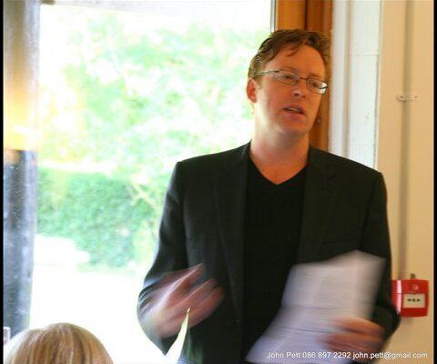 green-foundation-ireland-man-giving-presentation