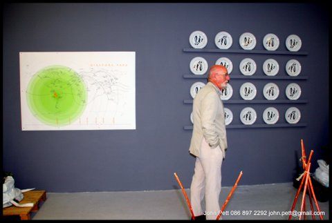 green-foundation-ireland-man-plates-poster