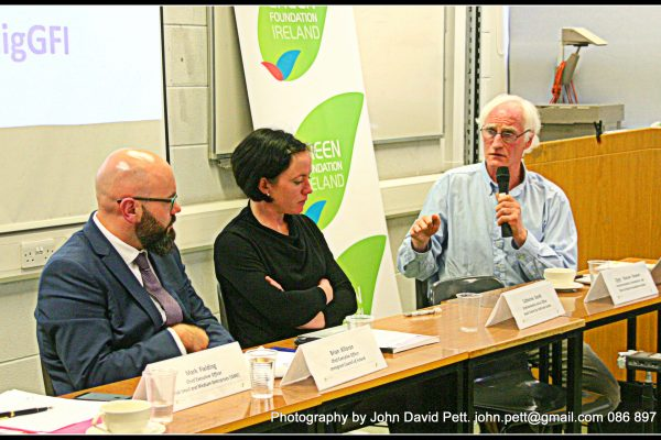 green-foundation-ireland-panel-answering-questions