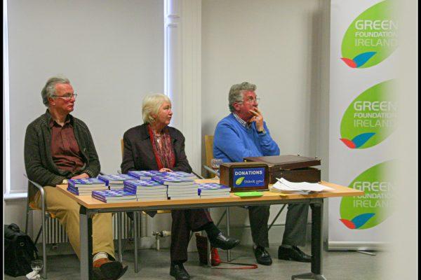 green-foundation-ireland-panel-of-people