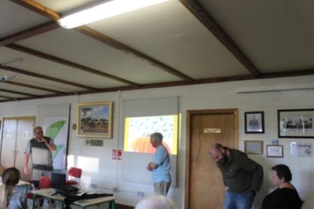 green-foundation-ireland-projector-room