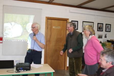 green-foundation-ireland-speaker-audience