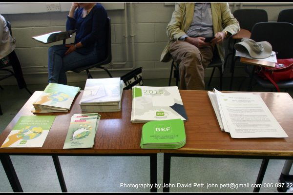 green-foundation-ireland-table-papers