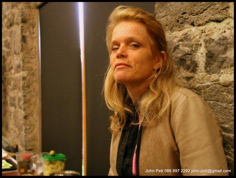 green-foundation-ireland-woman-posing-for-camera