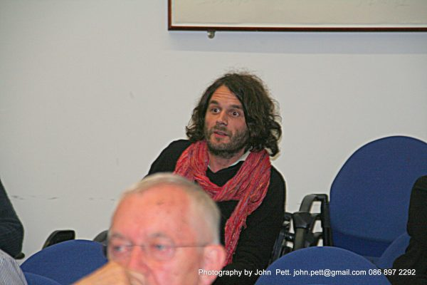 green-foundation-ireland-audience-member-at-back