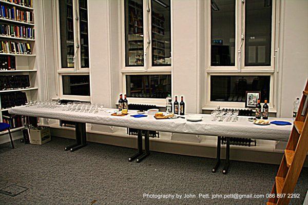 green-foundation-ireland-buffet-table
