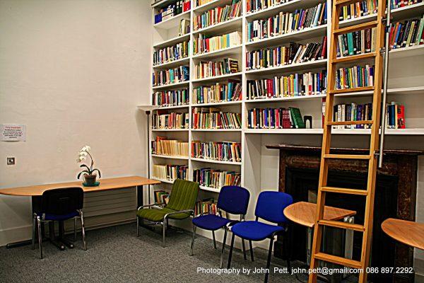 green-foundation-ireland-library-office