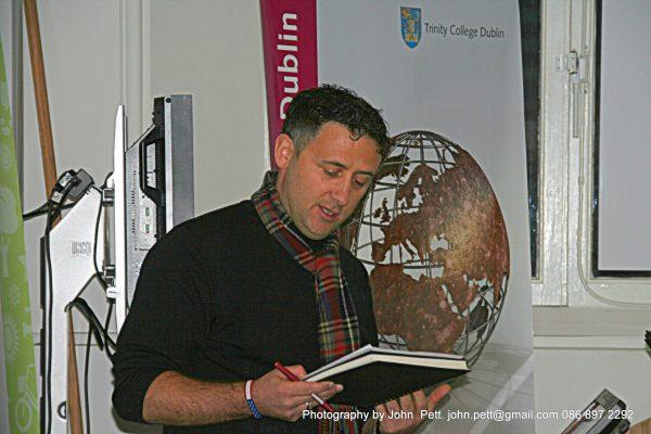 green-foundation-ireland-speaker-introduction