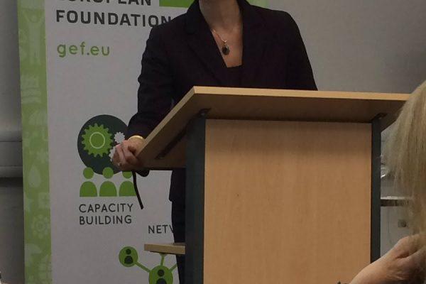 green-foundation-ireland-speaker-podium